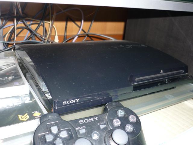 新型PS3も!
